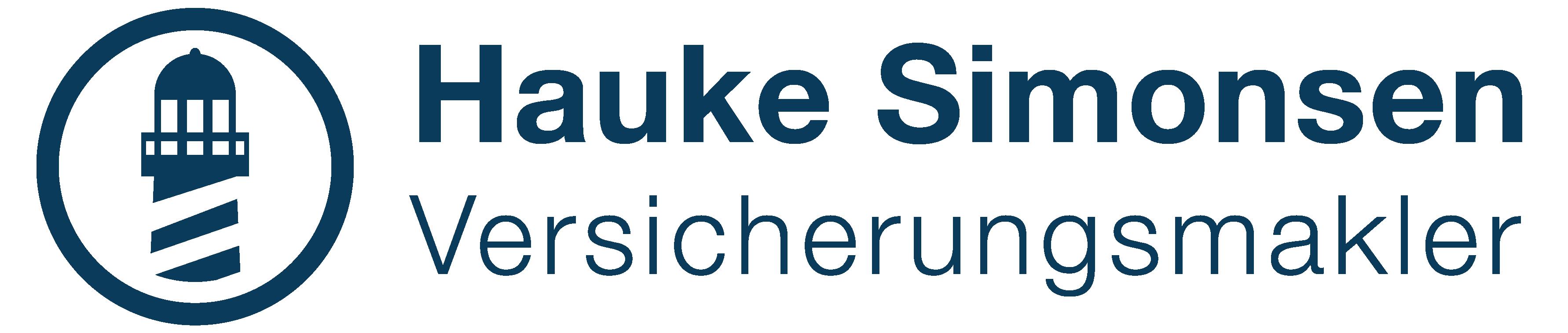 Hauke Simonsen Versicherungsmakler Hamburg Logo